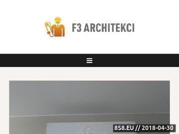 Zrzut strony Aranżacja wnętrz Poznań - F3 Architekci - architekt Poznań