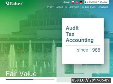 Zrzut strony Biegły rewident, Audyt, Biegli rewidenci, Badanie Sprawozdań Finansowych