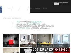 Miniaturka domeny www.fabryka-wnetrz.net