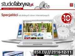 Miniaturka domeny fabryka.net.pl