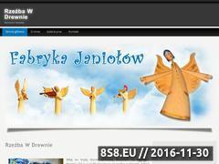 Miniaturka domeny fabrykajaniolow.pl
