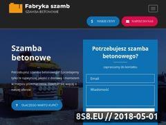 Miniaturka domeny fabrykaszamb.pl