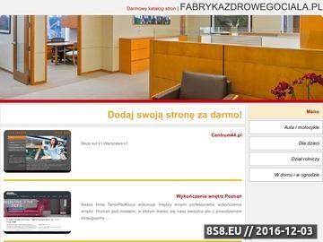 Zrzut strony Osobisty trener Warszawa