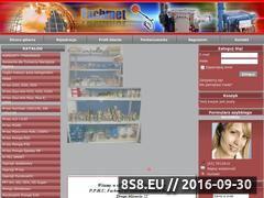 Miniaturka domeny www.fachmet-sklep.pl