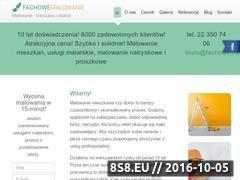 Miniaturka domeny fachowemalowanie.pl