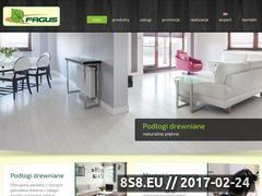 Miniaturka domeny www.fagus.com.pl