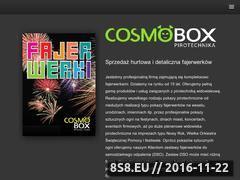 Miniaturka domeny fajerwerki.konin.pl