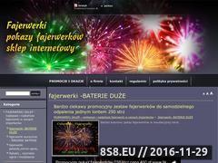 Miniaturka domeny www.fajerwerkisklep.info