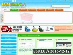 Miniaturka domeny fajne-sklepy.pl