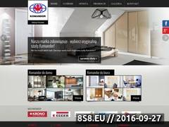 Miniaturka Meble na wymiar, biurowe oraz wyposażenie wnętrz (fajneszafy.pl)