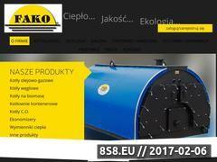 Miniaturka domeny www.fako.pl