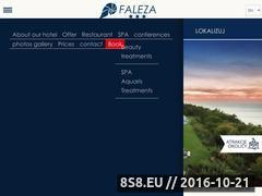 Miniaturka domeny www.faleza.pl