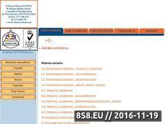 Miniaturka domeny www.famaz.pl