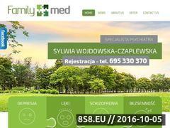 Miniaturka family-med.pl (Psychoterapia oraz wizyty domowe)