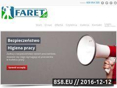Miniaturka domeny www.faret.pl