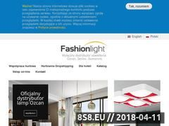 Miniaturka domeny fashionlight.pl