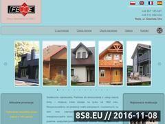Miniaturka domeny www.fedde.pl