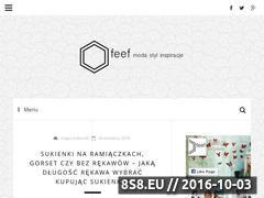 Miniaturka domeny feef.pl
