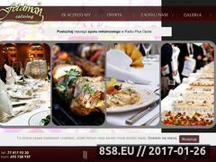 Miniaturka domeny www.feldman-catering.pl