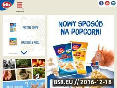 Miniaturka domeny www.felixpolska.pl