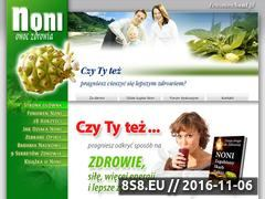Miniaturka domeny www.fenomennoni.pl