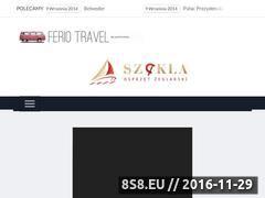 Miniaturka domeny www.feriotravel.pl