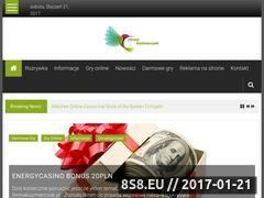 Miniaturka domeny www.fermakazmierczak.pl