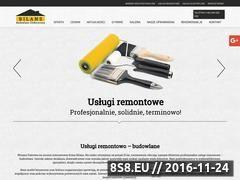 Miniaturka domeny www.fhubilans.pl
