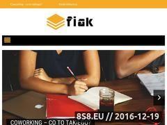 Miniaturka domeny www.fiak.pl