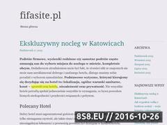 Miniaturka domeny www.fifasite.pl