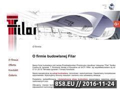 Miniaturka domeny www.filar-bud.pl