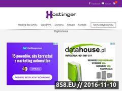 Miniaturka Bezpieczna logistyka danych - FileSharing (filesharing.keed.pl)