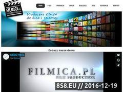 Miniaturka domeny www.filmica.pl