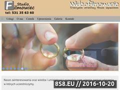 Miniaturka domeny filmowiec.bydgoszcz.pl