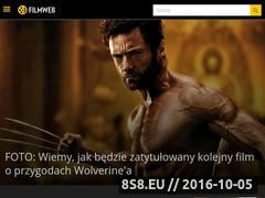 Miniaturka domeny www.filmweb.pl