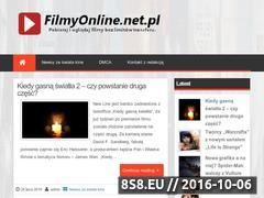 Miniaturka filmyonline.net.pl (Filmy online)