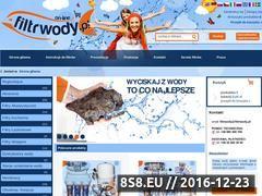 Miniaturka domeny www.filtrwody.pl