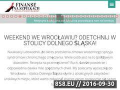 Miniaturka domeny finansenaszpilkach.pl