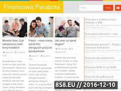 Miniaturka domeny finansowaparabola.pl