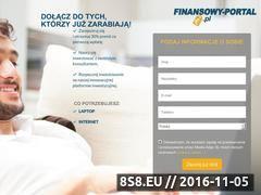 Miniaturka domeny www.finansowy-portal.pl