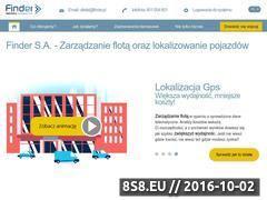 Miniaturka domeny www.finder.pl
