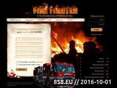 Miniaturka firefighter-game.pl (Gra online Firefighter Game)