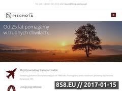 Miniaturka domeny firma-piechota.pl