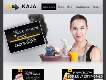 Zrzut strony Sprzątanie Katowice