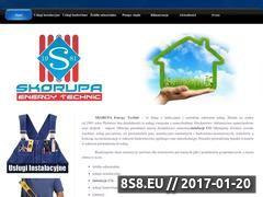 Miniaturka domeny firmaskorupa.pl