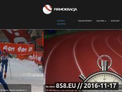 Miniaturka domeny www.firmokracja.pl