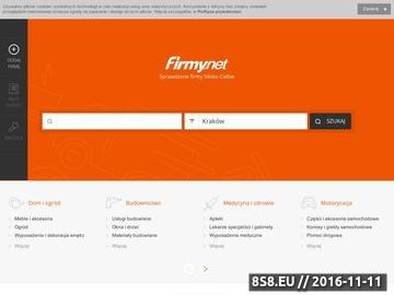 Zrzut strony Serwis komputerowy - Naprawa komputerów