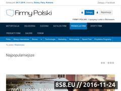 Miniaturka www.firmypolski.pl (Katalog firm)