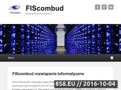 Miniaturka domeny www.fiscombud.com.pl
