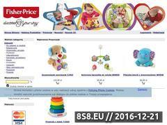 Miniaturka domeny www.fisherprice.com.pl